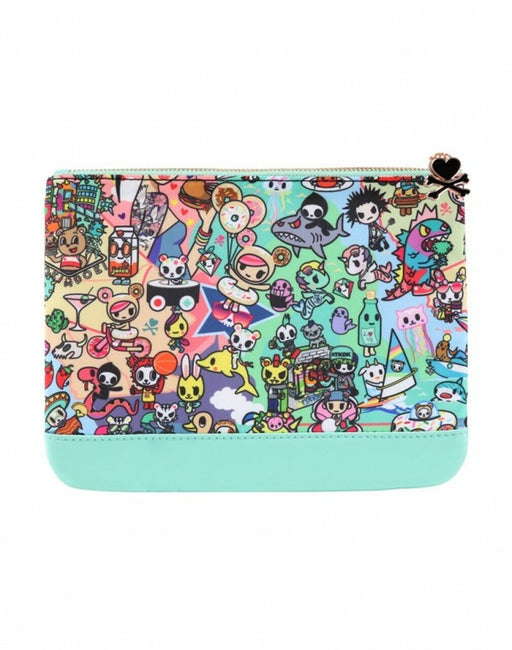 California Dreamin Zip Pouch by TokiDoki