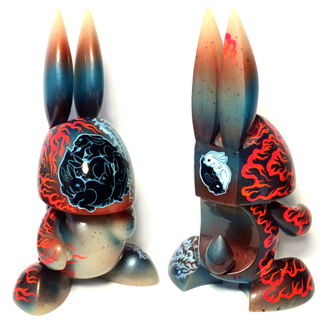 Custom 9 inch Chaos Bunny by Candie Bolton<p>キャンディ ボルトン