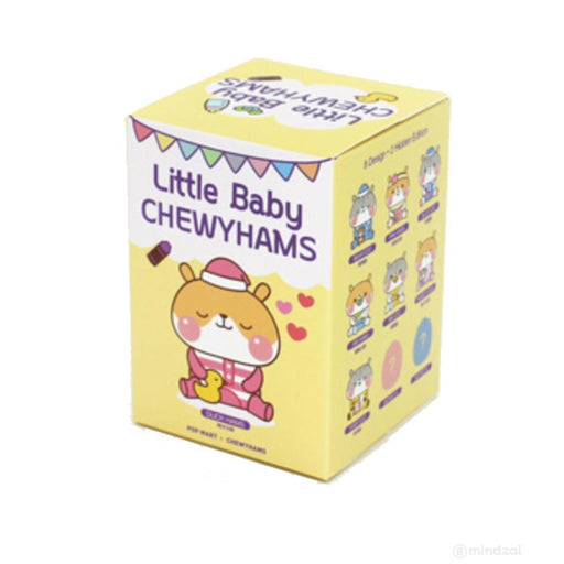 Chewyhams Little Baby Series by Chewyhams x POP Mart