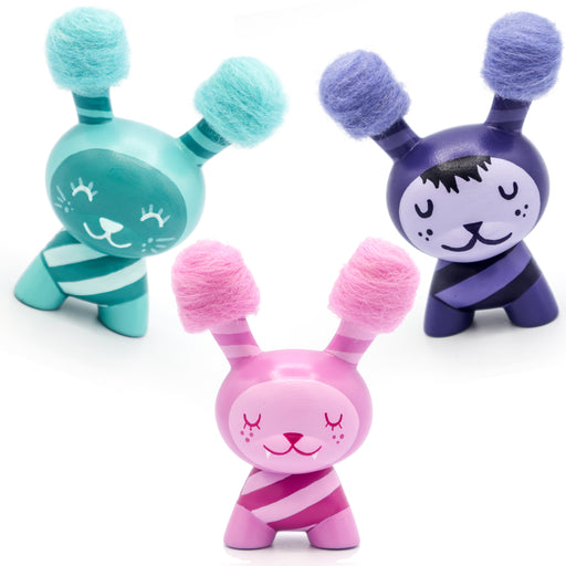 SugarCoated SocialClub - Cotton Candy Dunny
