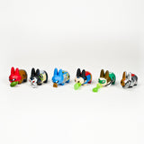 DC Universe Labbit Blister Assortment 2.5""