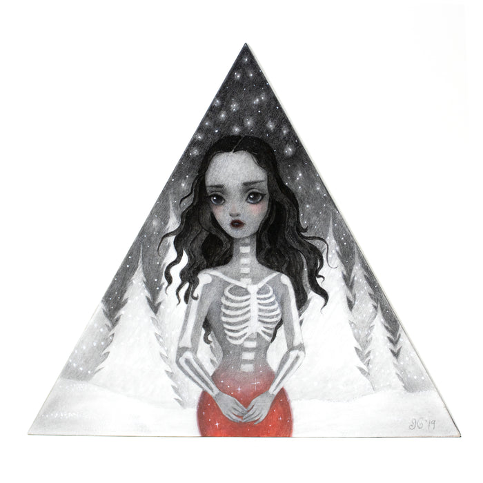 Darkest Night  -  Sirenita Dolls : Creature
