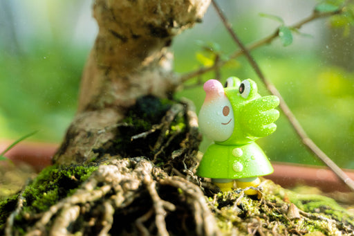 Rainy Day: Greenie & Elfie Blind Box Series by Unbox Industries