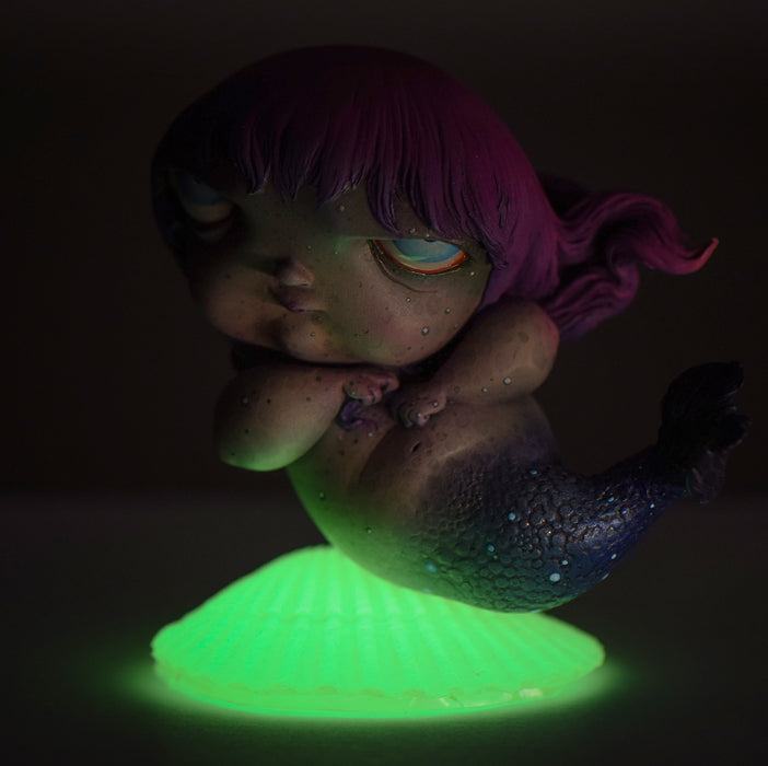 MonsterBeachParty  -  Zombie Florence by Katyushka Art Dolls