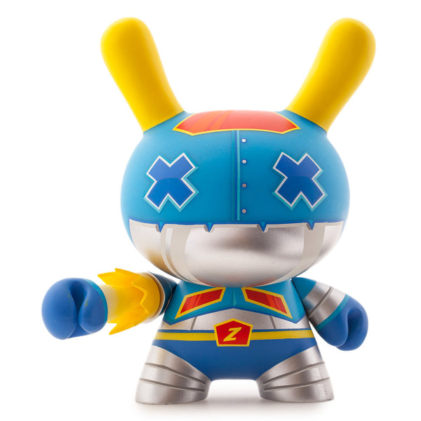"Dairobo-Z 5"" Dunny by DOLLY OBLONG"
