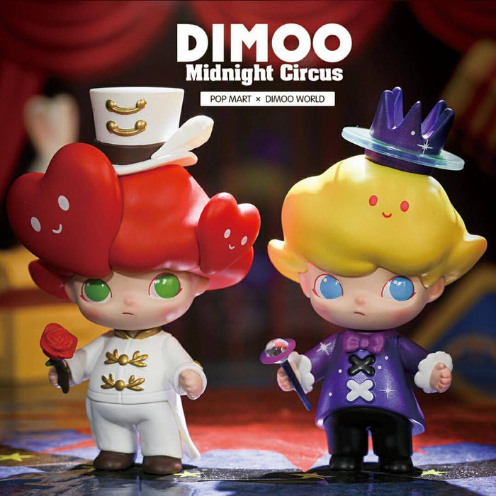 Dimoo Midnight Circus by Dimoo World x POP Mart