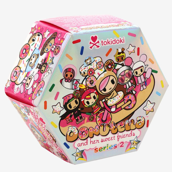 Series 2 Donutella & Her Sweet Friends by TokiDoki
