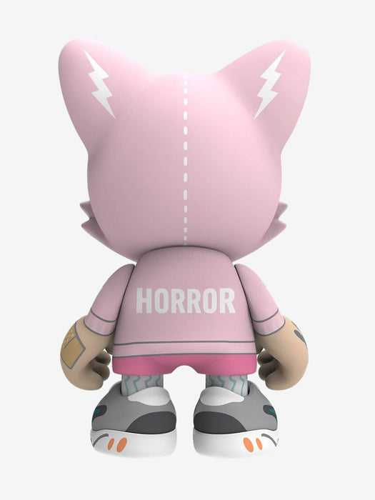 "Fashion Sewer Pink Super Janky 8"" by Guggimon x Superplastic"