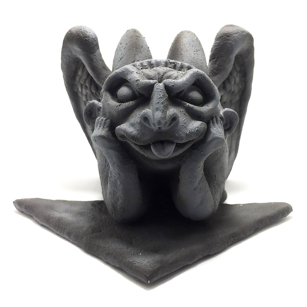 Spitting Gargoyle of Notre Dame custom Labbit by Silvia Tampi