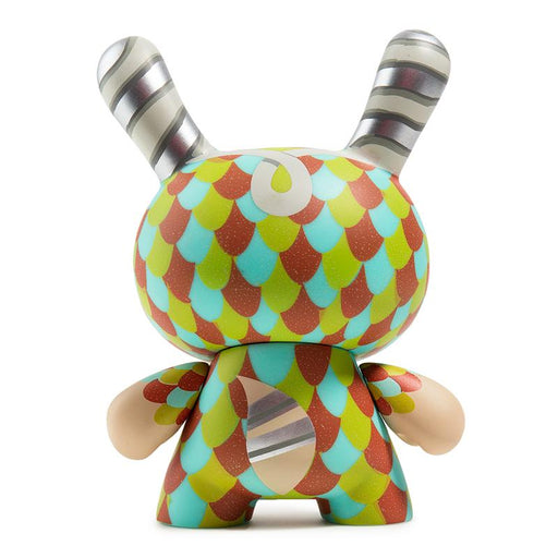 "Curly Horned Dunnylope 5"" Dunny by Horrible Adorables x Kidrobot"
