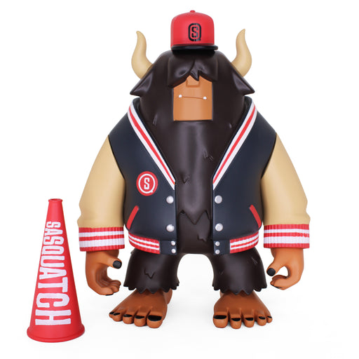 HORNS:Sasquatch by Hands In Factory  x  Martian Toys - ARO