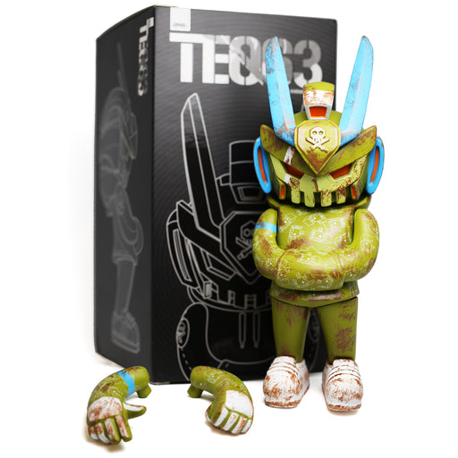 HX Teq  by  QUICCS x HX Studio x Martian Toys
