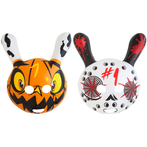 Halloween Dunny Masks  by Kidrobot