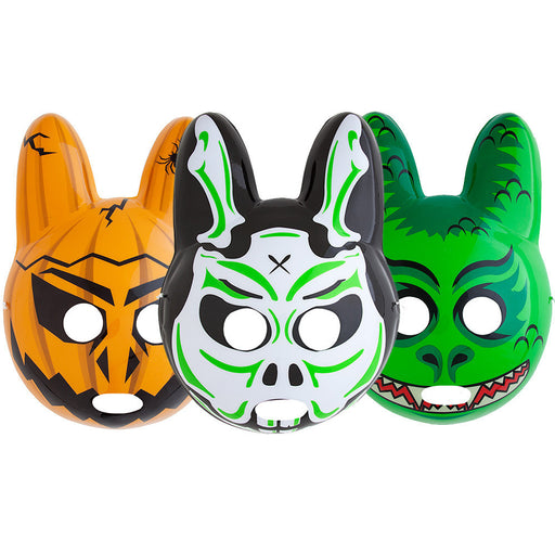 Halloween Labbit Masks 2015 by Kidrobot
