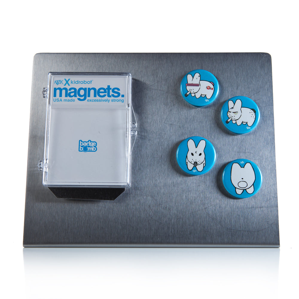 Kozik Smorkin' Labbit Magnets - Blue