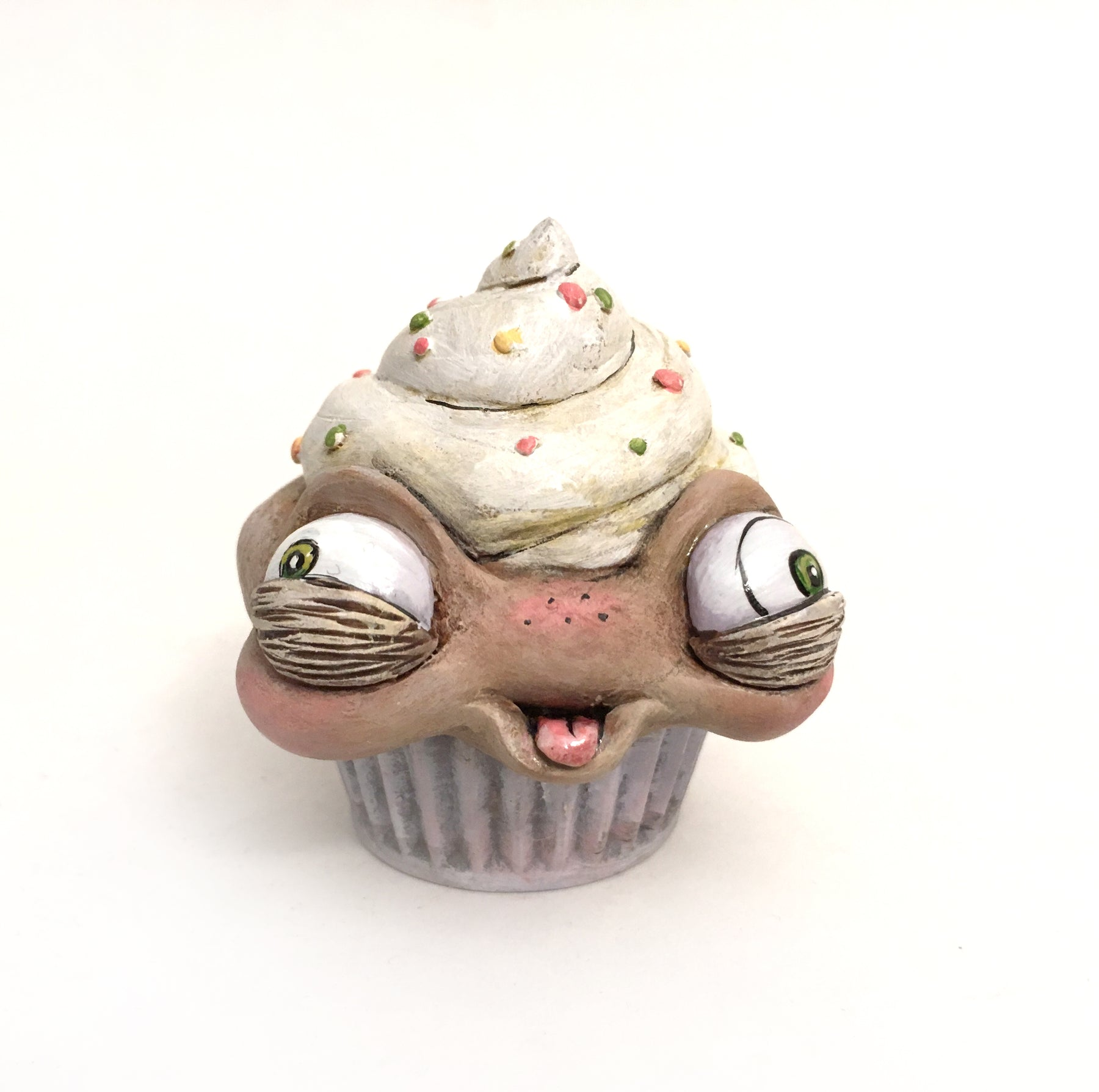 Cuppy the Cupcake by One Eyed Girl