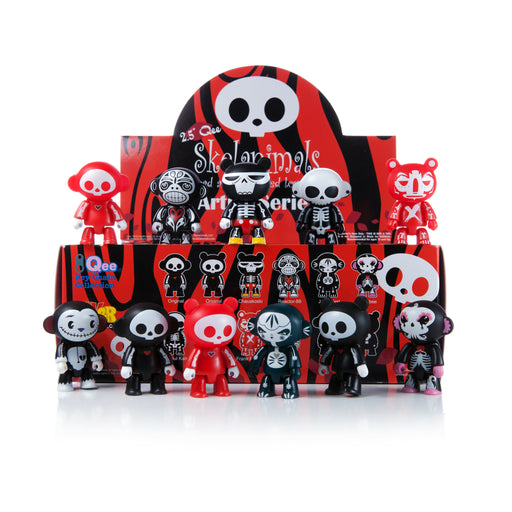Skelanimals Qee - Series 1
