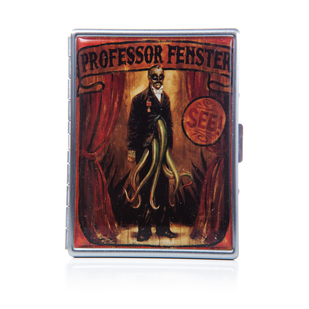Theatre Bizarre Professor Fenster Cigarette Case