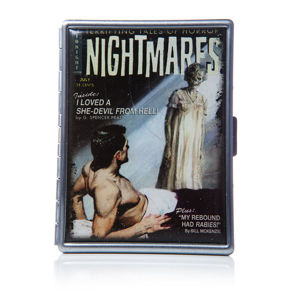 Terrifying Tales Of Horror Cigarette Case