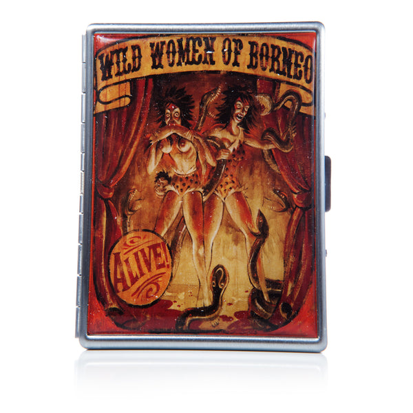 Theatre Bizarre Wild Women Cigarette Case