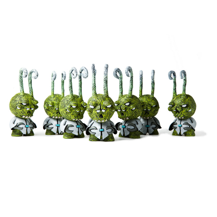 Alien Overlords! by Heath Duntz for Martian Toys