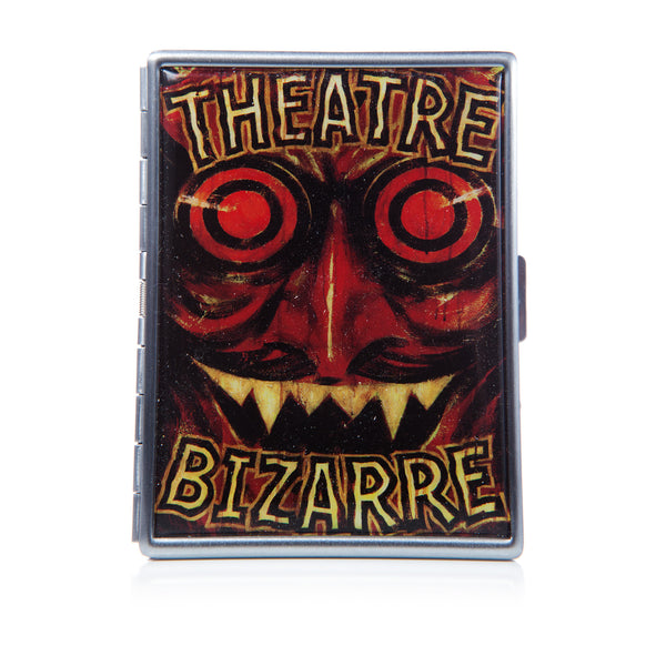 Theatre Bizarre Devil's Funhouse Cigarette Case