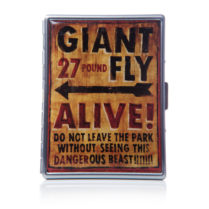 Theatre Bizarre Giant Fly Cigarette Case