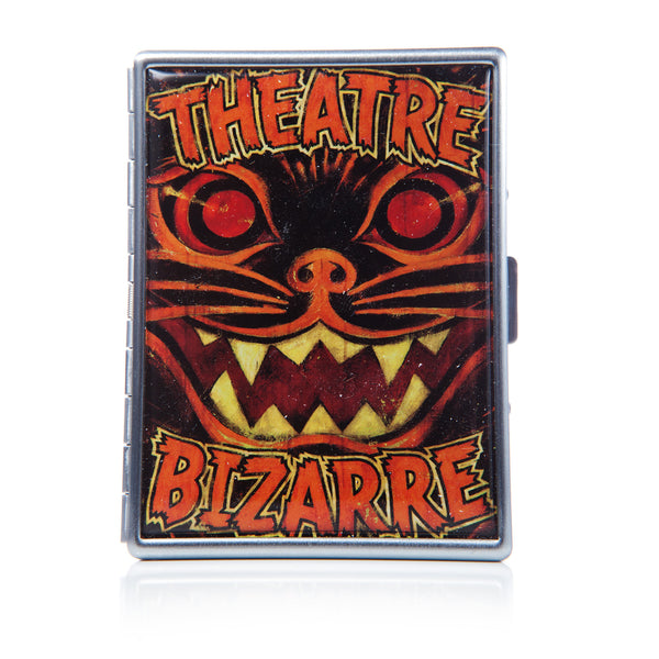 Theatre Bizarre Black Cat's Misfortune Cigarette Case
