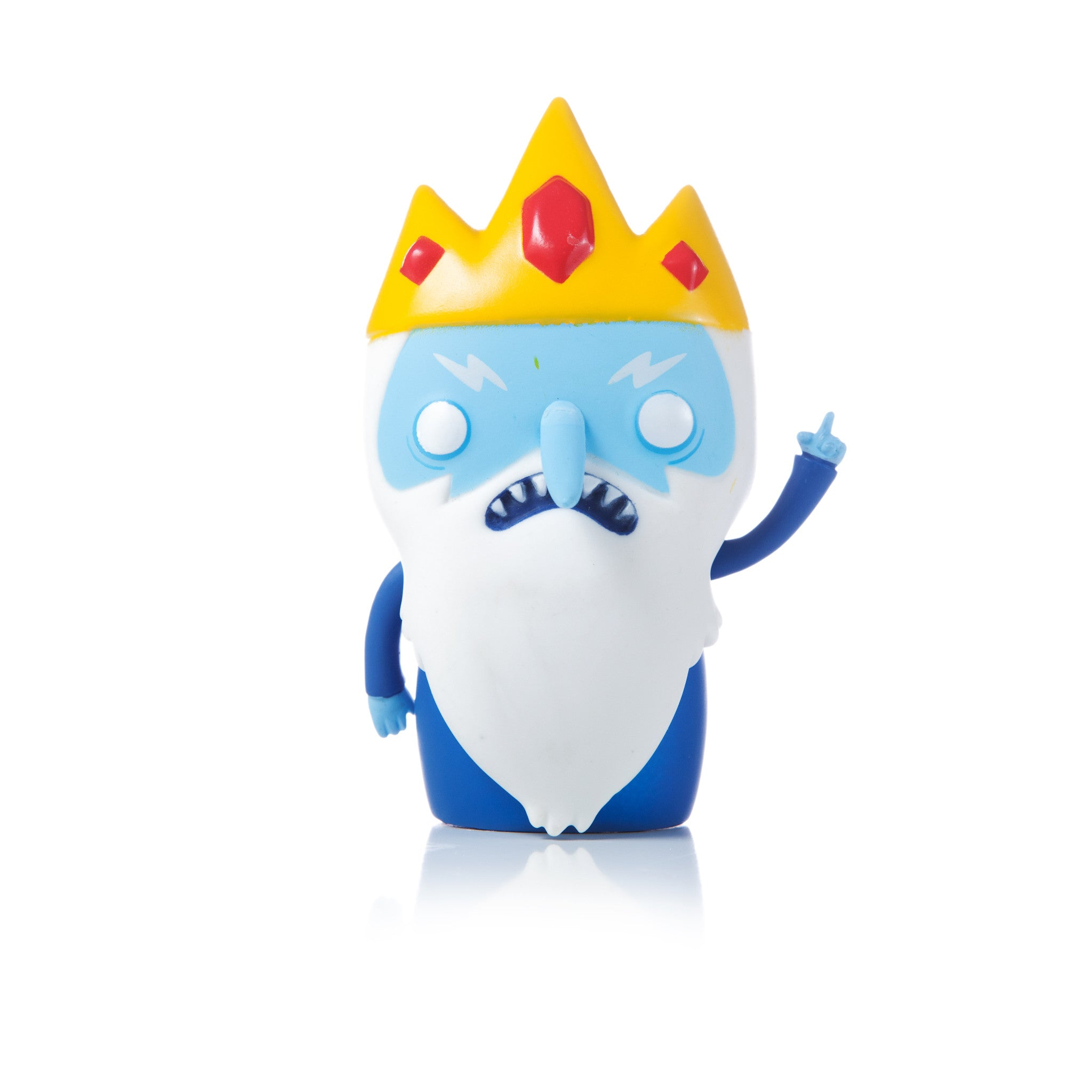 Adventure Time Ice King Martian Toys