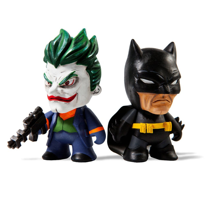 Batman and Joker customs by Avatar 666