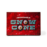 The Abominable Snow Cone by Jason Limon
