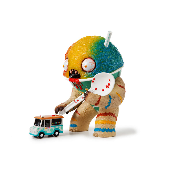 The Abominable Snow Cone By Jason Limon Martian Toys