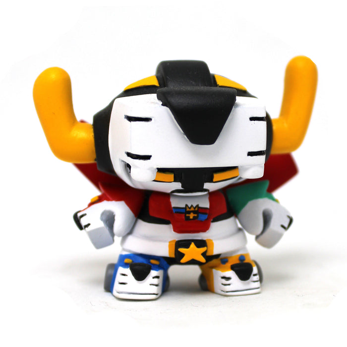 Voltron Custom Resin Dunny by Sen Custom