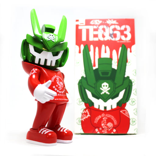 Sketracha63 TEQ63  by  Sket-One x Quiccs  x  Martian Toys