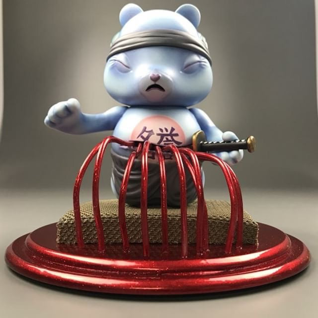Seppuku Sparkle Bear by RISER