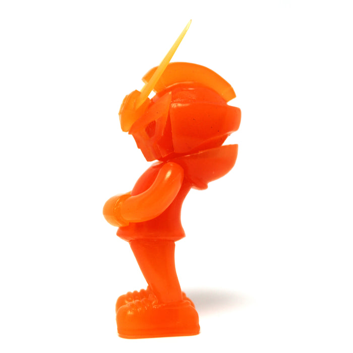 Agent Orange Micro Teq63 by Quiccs x Martian Toys