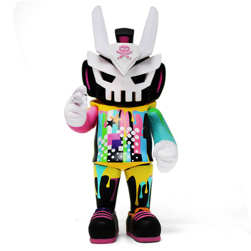 SIGNED PhaseOne TEQ63  by  Sket-One x Quiccs  x  Martian Toys