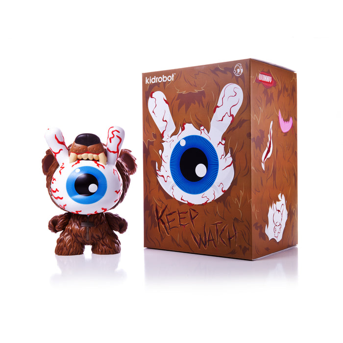 "Mishka Bad News 8"" Dunny - Kodiak Edition"