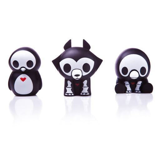 Skelanimal Qee Set Of 3