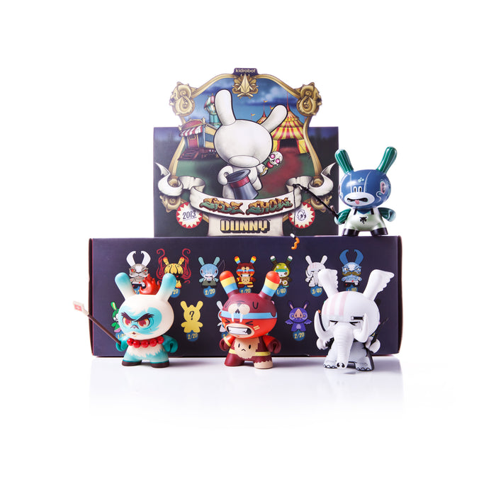 Dunny 2013 Side Show Series