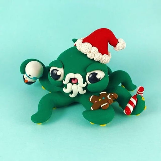 SugarPlumShow  -  Christmas Kracken  by  Macy McKenny