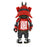 "DR76 Ouroboros RED ALERT 6"" Vinyl Figure  by  Dragon76  x  Martian Toys"