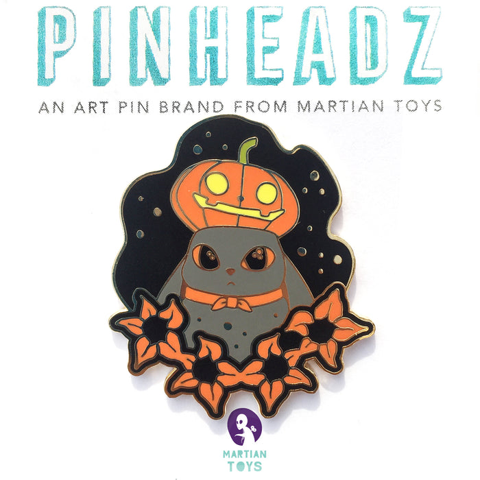 PinHeadz - Jelloween Rabbit Pumpkin Patch