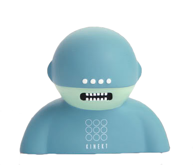 K. - A Vinyl Toy Kinektible