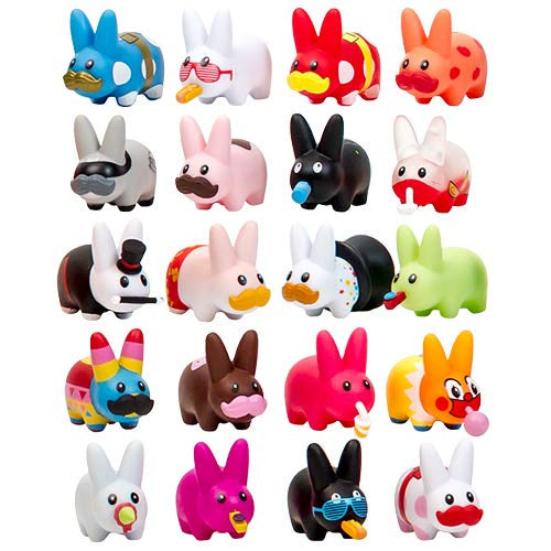Personal Happiness Labbit Mini Blind Box Series by Kidrobot