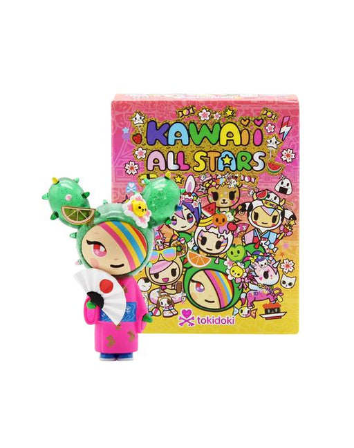 Kawaii All Stars Blind Box Series by Tokidoki