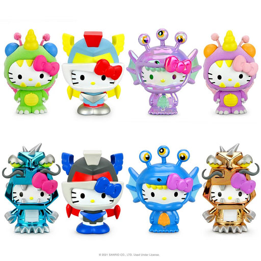 Hello Kitty Kaiju Series - Kidrobot x Sanrio