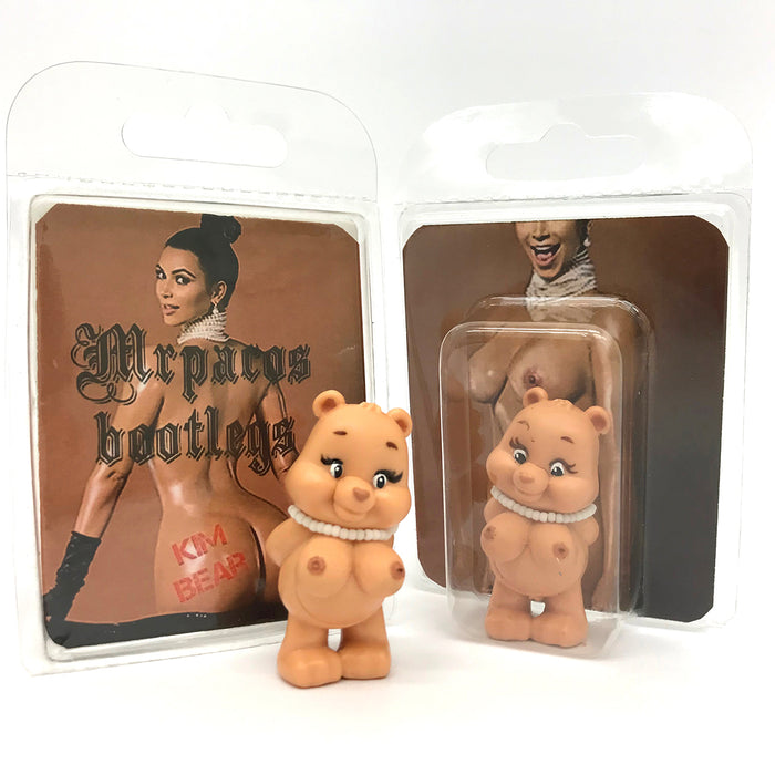 Kim Bears by Mr. Pacos Bootlegs