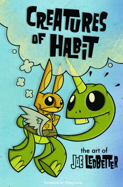 Creatures of Habit: The Art of Joe Ledbetter
