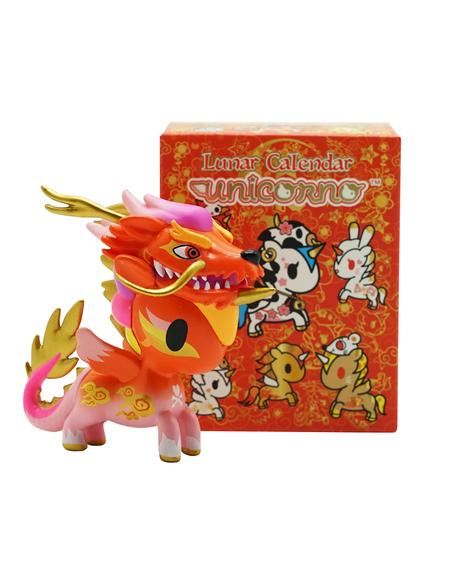 Lunar Calendar Unicorno Blind Box Series  by  Tokidoki